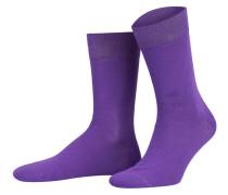 Socken VALENCE - lila