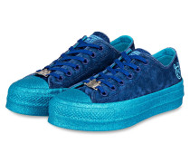 Sneaker CHUCK TAYLOR LIFT OX - BLAU