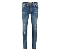 Slim Jeans MORTEN 9994 REPAIRED Slim Fit
