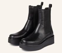 Chelsea-Boots TARA - SCHWARZ