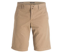 Chino-Bermudas RESO Regular-Fit - braun