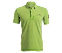 Piqué-Poloshirt ELBAS NEW - grün