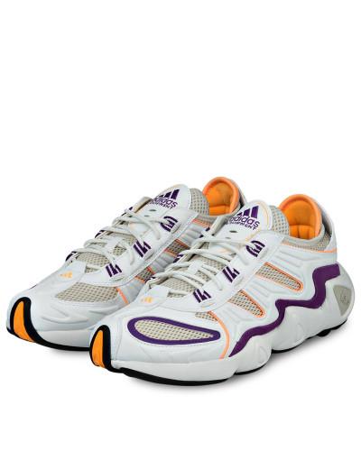 Sneaker FYW S-97 - WEISS/ CREME/ LILA