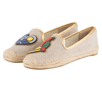Espadrilles PARROT mit Patches