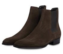 Chelsea-Boots WYATT 30 - khaki