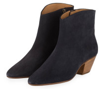 Cowboy Boots DACKEN - FADED BLACK