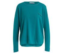Cashmere-Pullover - petrol