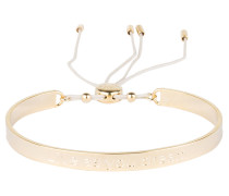 Armband LIVE AS YOU DREAM - gold