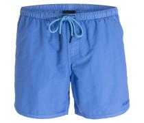 Badeshort CARANTO - blau
