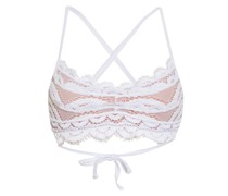 Bralette-Bikini-Top WATERLILY