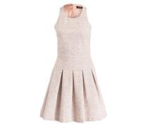 Kleid JACQUARD - rosa