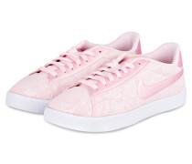 Sneaker RACQUETTE PRINT - rosa/ orange