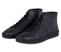 Hightop-Sneaker GLORIA - schwarz