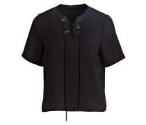 Blusenshirt ZAC - schwarz