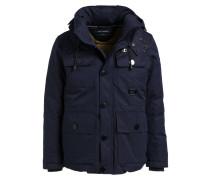 Daunen-Fieldjacket - navy