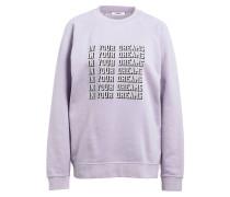 Sweatshirt IN YOUR DREAMS - flieder