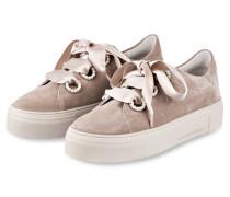 Plateau-Sneaker BIG - grau