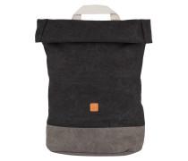 Rucksack KARLO - schwarz/ grau