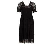 Kleid TULLE - schwarz