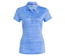 Poloshirt PRECISION - blau