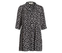 Kleid COCEA - schwarz/ ecru