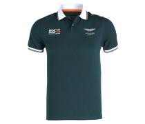 Piqué-Poloshirt ASTON MARTIN Slim-Fit