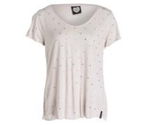 T-Shirt - rosé/ gold