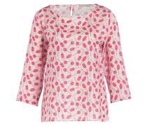 Bluse - rosa/ himbeere
