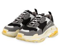 Sneaker TRIPLE S - GRAU/ SCHWARZ/ GELB