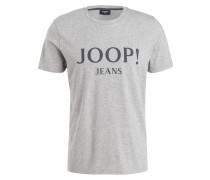 T-Shirt ALEX1 - hellgrau meliert
