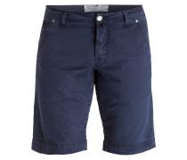 Chino-Shorts - navy