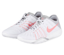 Fitnessschuhe FREE TR 6 - weiss/ pink