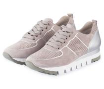 Sneaker LION - grau/ silber