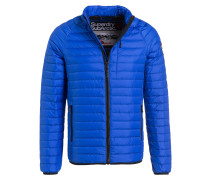 Lightweight-Daunenjacke - royal