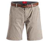 Shorts PLEK Loose-Fit - beige