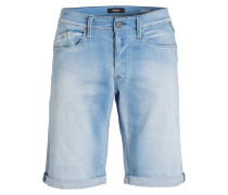 Jeans-Shorts Regular Slim-Fit