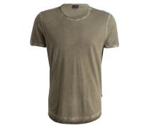 T-Shirt CLARK - oliv