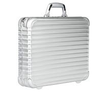 ATTACHE Notebook-Koffer L - silber
