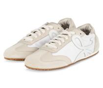 Sneaker BALLET RUNNER - WEISS/ CREME