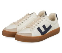 Sneaker CLASSIC 70'S - WEISS/ DUNKELBLAU