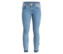 7/8-Jeans PAVOT - light blue