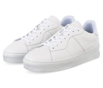 Sneaker LIGHT PLAIN COURT - 0 ALL WHITE