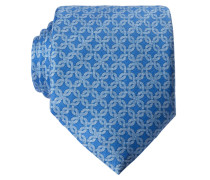 Krawatte - blau/ hellblau