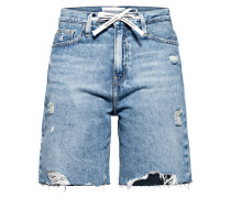 Mom Jeans-Shorts