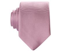 Krawatte - altrosa