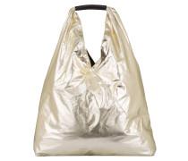 Hobo-Bag - gold metallic