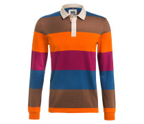 Jersey-Poloshirt Regular Fit