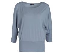 Shirt CILYNN mit 3/4-Arm - hellblau