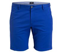 Shorts RICE Slim-Fit - blau