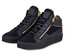 Hightop-Sneaker KIRK - dunkelblau